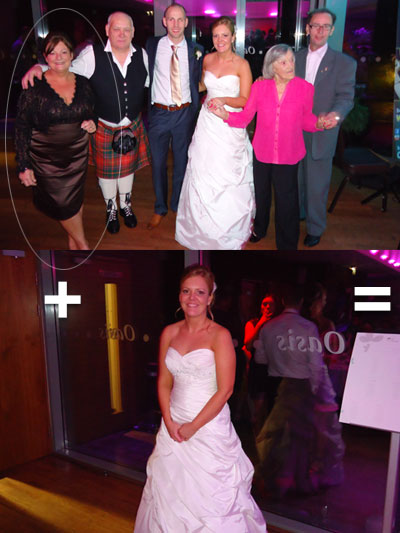 fix wedding photos
