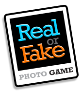 Play the real or fake photo game